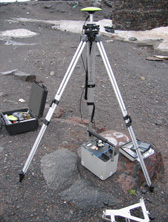 Приемник Legacy с антенной MarAnt, гравиметр ZLS.